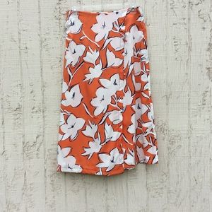 Zara floral print  culottes